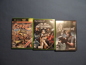 Selling Some Games Make Offer