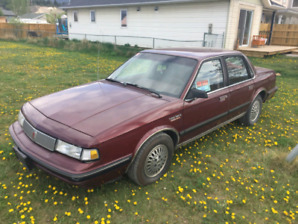 1991 Oldsmobile Cutlass Cieara SL