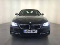 2015 BMW 520D SE AUTOMATIC DIESEL START/STOP SAT NAV 1 OWNER SERVICE HISTORY