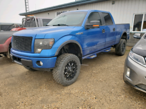 Nice clean 2009 f150 lifted