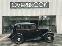 1937 Morris 8 Series 2 4 Door Sliding Head *Comprehensive history file