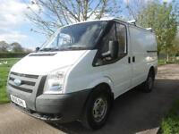 Ford Transit 2.4 TDCi Duratorq ( 100PS ) 330S ( Low Roof ) 330 SWB 56 reg 85k