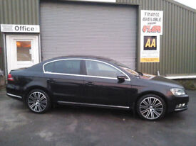 Volkswagen Passat 2.0TDI ( 170ps ) BlueMotion Tech DSG Automatic 53k miles FSH