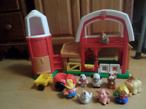 Fisher Price's Little People Sets & Characters