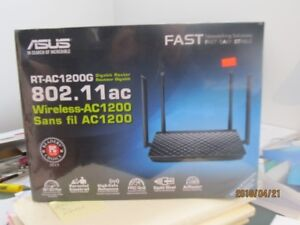 Router Asus  Gigabit