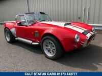 AC COBRA 427 FIERO FACTORY BUILT REPLICA