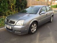 2004 VAUXHALL VECTRA 2.0 DTI DIESEL 5 DOOR HATCHBACK ++ 2 KEYS AND LONG MOT ++
