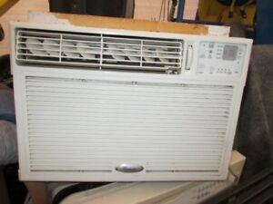 10000 btu Air conditioner, Whirlpool