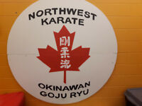 Northwest Karate Club  Est. 1992