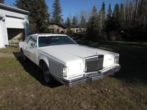 EXCELLENT condition - 1979 Lincoln Mark 5 for sale - GEM
