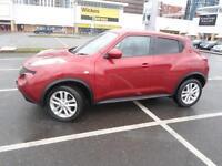 2012 Nissan Juke 1.6 16v Tekna 5dr