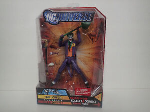 DC Universe Classics THE JOKER Wave 10 Action Figure GOTHAM SUIC