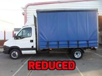 Iveco Daily 35C15 XLWB CURTAINSIDER 150PS