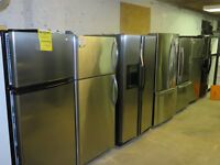 refrigerators @ the wise shop all on sale call to view  BY APT