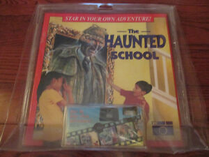 The Haunted School vintage start your own Adventure Kitchener / Waterloo Kitchener Area image 1