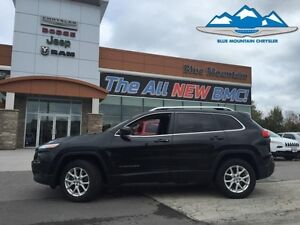 2015 Jeep Cherokee North   BLUETOOTH, 4WD, CERTIFIED/ETESTED