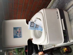 Porta Potti as New!  345 Thetford Marine Toilet