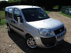 2009 FIAT DOBLO 8V DYNAMIC H/R MPV (MULTI-PURPOSE VEHICLE) PETROL