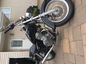 2009 Suzuki Marauder