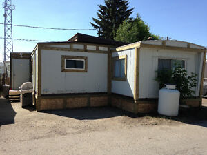 An amazing opportunity to own a double size mobile home.