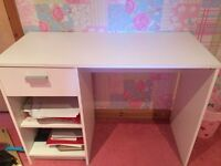 Almost brand new workstation home desk