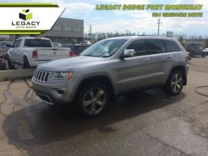 2015 Jeep Grand Cherokee Limited  - Leather Seats -  Bluetooth