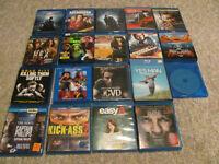 Blu Rays $5 each
