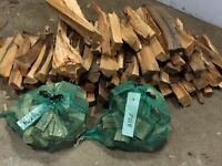 Wood Chunks Cherry  Apple  Hickory