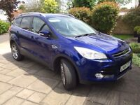 64 Reg Ford Kuga Titanium with a list of optional extras