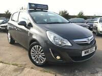 2011 Vauxhall/Opel Corsa 1.3CDTi ecoFLEX Excite-AIR CON-FULL SERVICE HISTORY