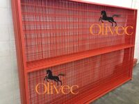 TEMPORARY FENCE PANELS CONSTRUCTION SALE