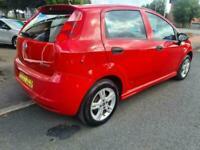 2007 Fiat Grande Punto 1.4 ACTIVE SPORT 5d 77 BHP Hatchback Petrol Manual