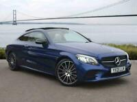 2021 Mercedes-Benz C CLASS COUPE SPECIAL EDITIONS C220d AMG Line Night Ed Premiu