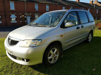 Mazda MPV 2.0TD 7 Seater PX Swap Anything considered