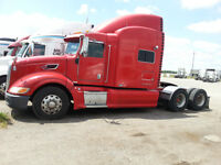 Peterbilt 386 Transport Truck