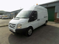 FORD TRANSIT 350 LWB HIGH ROOF 2.2 FWD EURO 5 125 BHP 2011 61