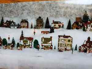 Department 56 Dickens Christmas VIllage Strathcona County Edmonton Area image 2