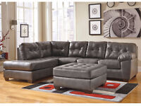 BLACK FRIDAY SALE..ASHLEY ALLISTON SECTIONAL $1199