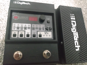DigiTech Element XP multieffects pedal