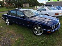 Jaguar xj8 3.2 V8 Sport 52 Reg 94k 3 owners looks drives excellent