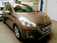 PRISTINE 2013 Peugeot 208 1.2 Allure, ONLY 48k, FSH, NEW MOT & WARRANTY