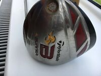 Taylor burner10.5 burner no sky marks good condition but used head cover bit iffy grip good