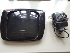 Cisco-Linksys WRT160N Wireless-N Broadband Router