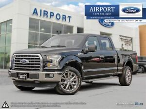 2016 Ford F-150 XLT 4x4 XTR with only 26,497 kms