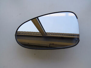 Nissan Altima 2002-2006 Left Side Heated Mirror Glass With Motor