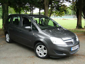 Vauxhall Zafira 1.6i 16v Exclusiv**71,000 MILES**LONG MOT**PSH**7 SEATER**