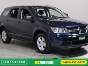 2017 Dodge Journey Canada Value Pkg 7PLACES A/C GR ELECT BLUETOO