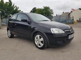 Vauxhall/Opel Corsa 1.2i 16v ( a/c ) 2004MY Energy