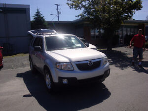 2010 Mazda Tribute 4wd SUV, Crossover