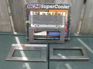B and M Transmission Cooller